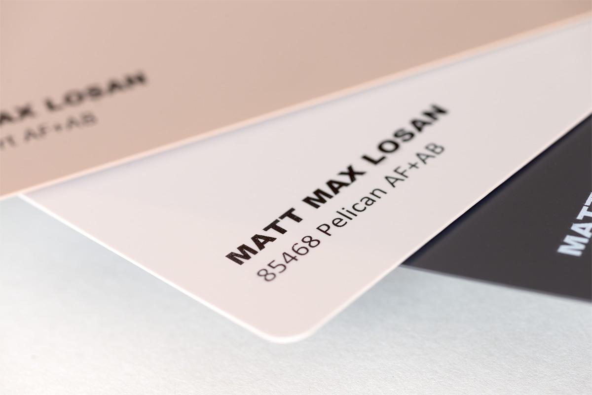 Panel MATT MAX