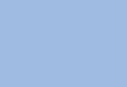 Aqua Blue Melamine