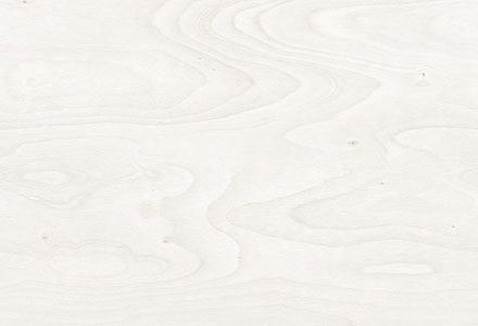 White Okume Melamine