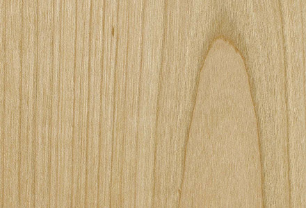 European Cherry Crown Cut Veneer Panel