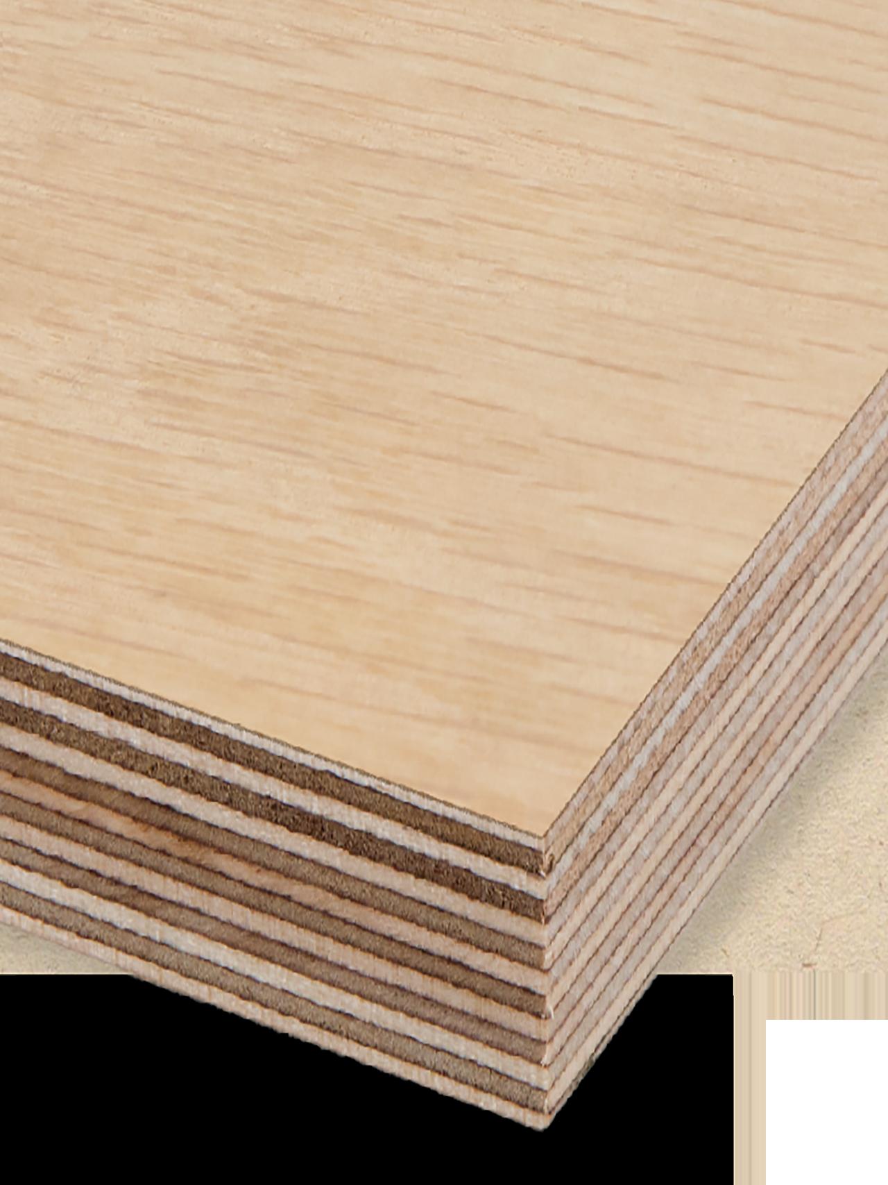 Veneered Birch Plywood E1