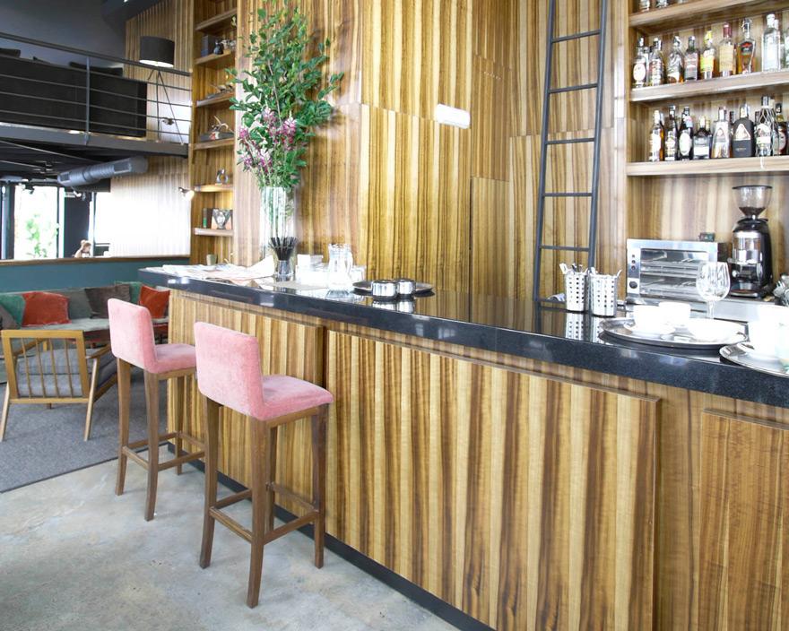 Bar Fika 3, Grissard Fumé, Grupo Tortoni, Fotografía: Elías Cueto