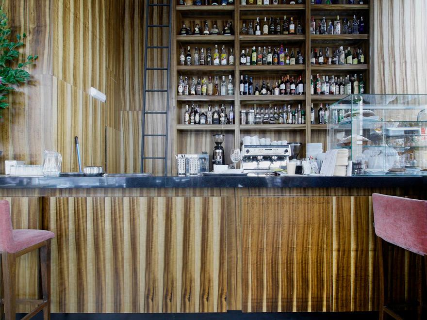 Bar Fika 4, Grissard Fumé, Grupo Tortoni, Fotografía: Elías Cueto