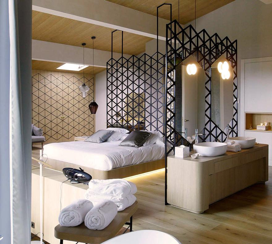 Hotel room Losán