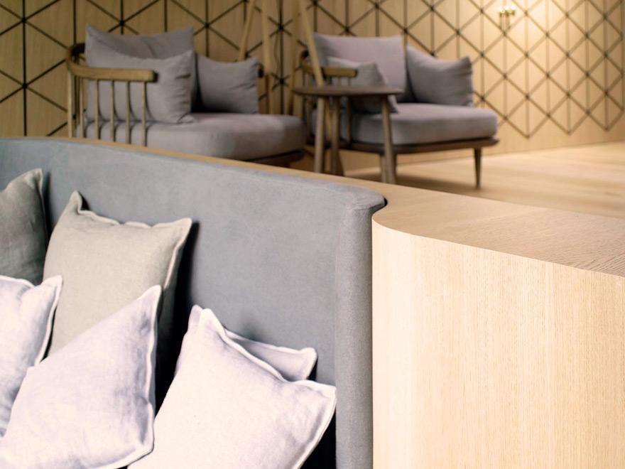 Mobiliario hotel Finca Montesqueiro 2