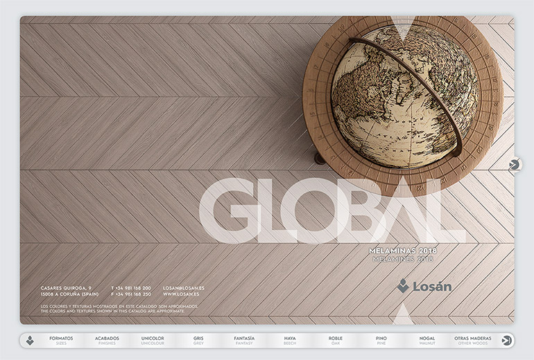 Global Melamines 2018 Catalogue