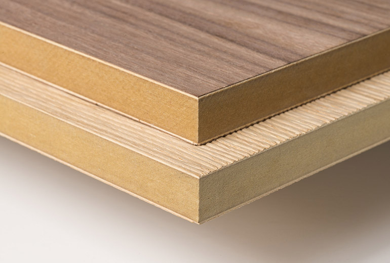 Tablero MDF  Medium Density Fibre