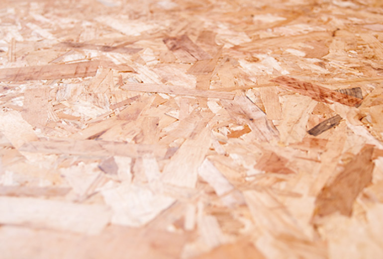 Tablero OSB Oriented Strand Board